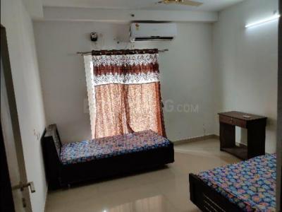 Bedroom Image of Januson PG in Chandkheda