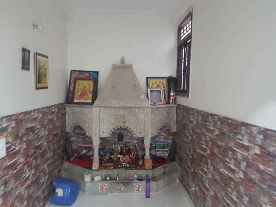 Pooja Room Image of 2150 Sq.ft 3 BHK Independent House for buy in Omicron 1A Greater Noida for 7500000
