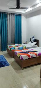 Bedroom Image of PG 4271525 Dlf Phase 1 in DLF Phase 1