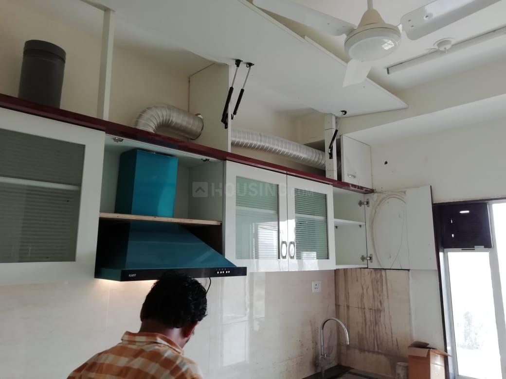 Kitchen Image of 1203 Sq.ft 2 BHK Apartment for rent in Kon for 15000
