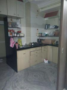Kitchen Image of Ramesh PG in Mulund West