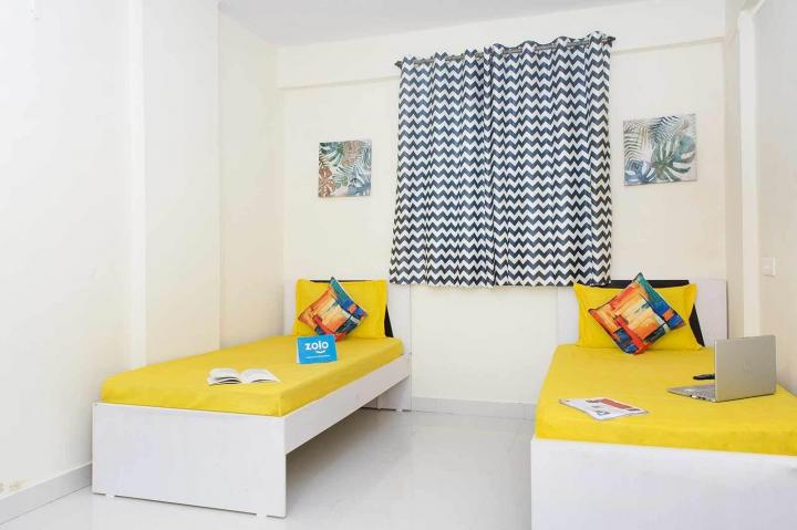 Bedroom Image of Zolo Wonderland in Nedunkundram