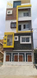 Gallery Cover Image of 600 Sq.ft 2 BHK Independent Floor for rent in JP Nagar 9th Phase for 12500