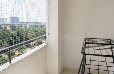 Balcony Image of C813 - Brigade Gardenia in J P Nagar 7th Phase