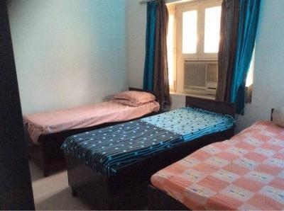 Bedroom Image of Sharma West Delhi PG in Uttam Nagar