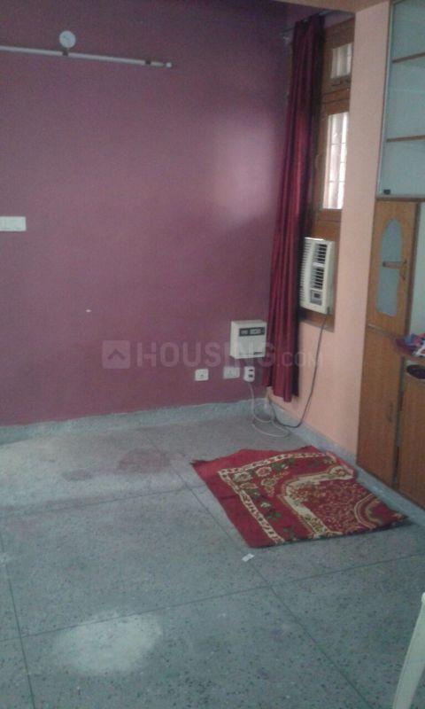 Living Room Image of 516 Sq.ft 1 BHK Apartment for rent in Jasola Vihar for 16000