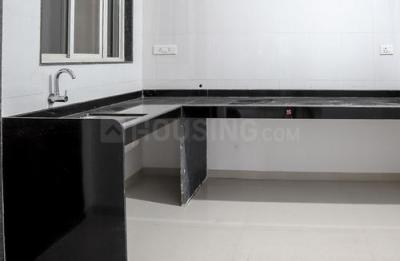 Kitchen Image of Tinsel Town Flat No D- 608 in Maan