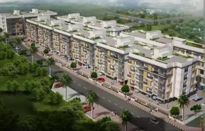 Gallery Cover Image of 1746 Sq.ft 3 BHK Apartment for buy in S And P Essense, Kil Ayanambakkam for 9900000