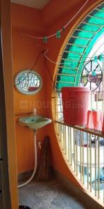 Drying Area Image of Ladies PG Near Rice & Sagar Dutta Hospital in Belghoria