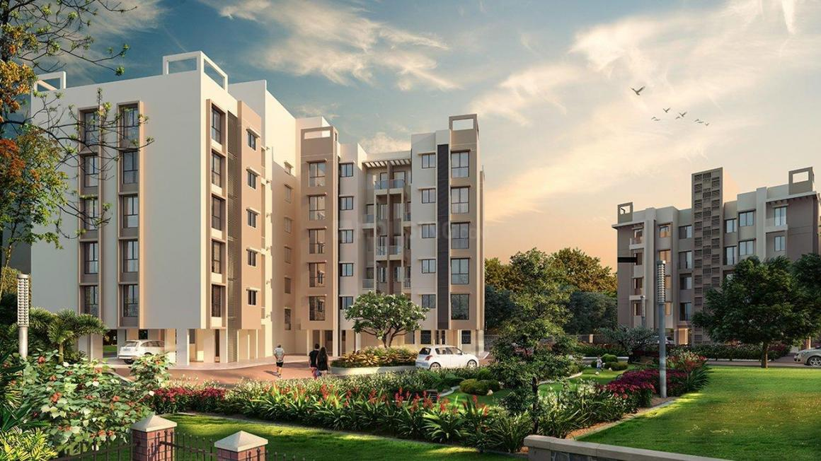 Building Image of 870 Sq.ft 2 BHK Apartment for buy in Shilottar Raichur for 5849088