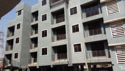 Gallery Cover Image of 600 Sq.ft 1 BHK Apartment for buy in  Radhe Krishna Heights, Karjat for 1500000