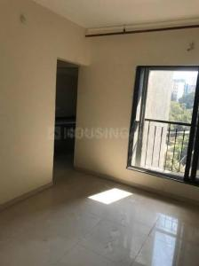 Gallery Cover Image of 612 Sq.ft 1 BHK Apartment for rent in Rutu Estate, Thane West for 19000
