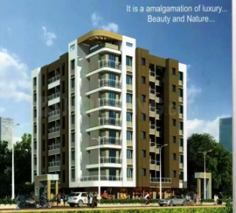 Gallery Cover Image of 650 Sq.ft 1 BHK Apartment for buy in Dombivli East for 4290250
