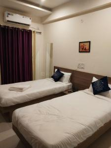 Bedroom Image of I Cloud Elite PG Homes For Ladies in Bellandur