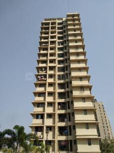 Gallery Cover Image of 625 Sq.ft 1 BHK Apartment for rent in Kasarvadavali, Thane West for 13500
