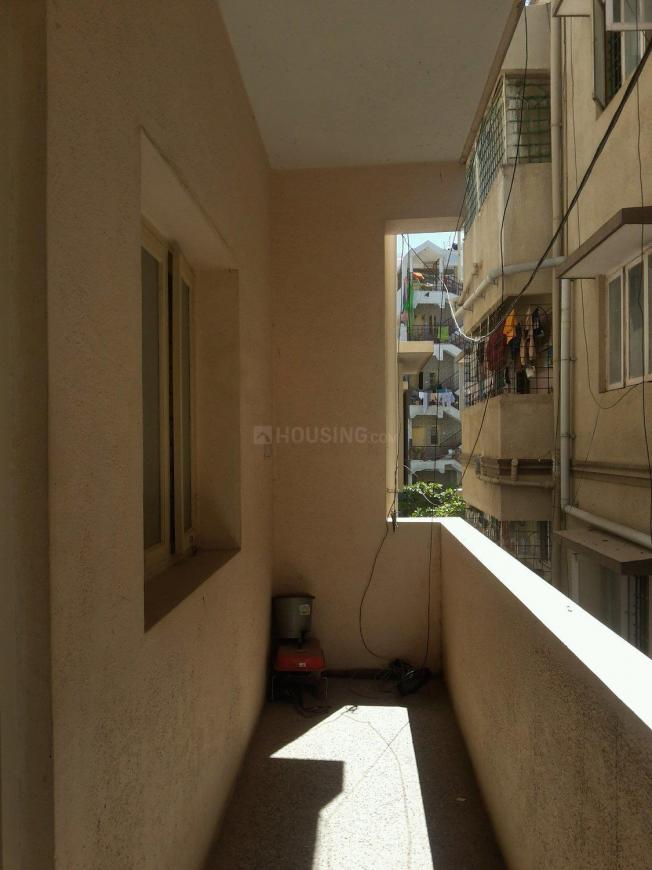 Living Room Image of 1100 Sq.ft 2 BHK Apartment for rent in New Thippasandra for 22000