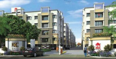 Gallery Cover Image of 1145 Sq.ft 3 BHK Apartment for buy in KG Earth Homes Phase II, Siruseri for 5556000