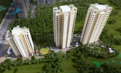 Gallery Cover Image of 546 Sq.ft 1 BHK Apartment for rent in Kasarvadavali, Thane West for 13500