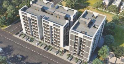 Gallery Cover Image of 1566 Sq.ft 3 BHK Apartment for buy in Kadamb Greens, Zundal for 5050000