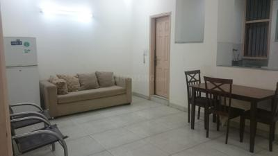 Gallery Cover Image of 900 Sq.ft 2 BHK Independent Floor for rent in Said-Ul-Ajaib for 28000