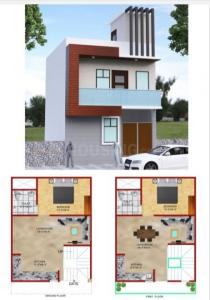 Gallery Cover Image of 1200 Sq.ft 3 BHK Villa for buy in Noida Extension for 3499999
