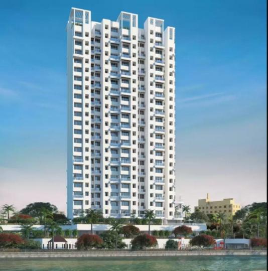 पार्थ लेकफ्रंट, ऐरोली  में 7090000  खरीदें  के लिए 7090000 Sq.ft 1 BHK अपार्टमेंट के बिल्डिंग  की तस्वीर