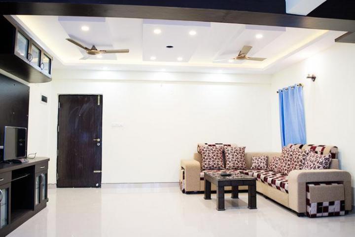 Living Room Image of PG 4642337 K R Puram in Krishnarajapura