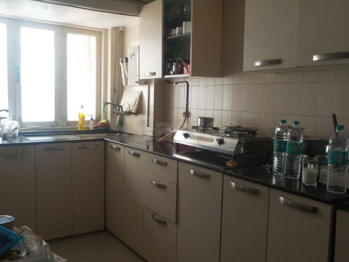 Kitchen Image of 1500 Sq.ft 3 BHK Apartment for rent in Cuffe Parade for 150000