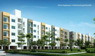 Gallery Cover Image of 863 Sq.ft 3 BHK Apartment for buy in Guduvancheri for 3047300