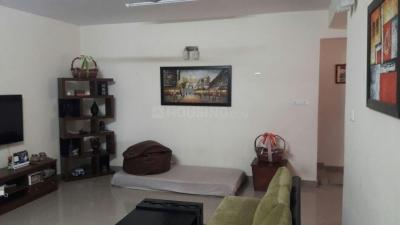 Gallery Cover Image of 1550 Sq.ft 3 BHK Apartment for rent in Domlur Layout for 40000