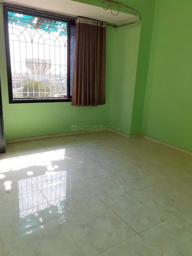 Living Room Image of 1200 Sq.ft 2 BHK Apartment for rent in Kopar Khairane for 25000