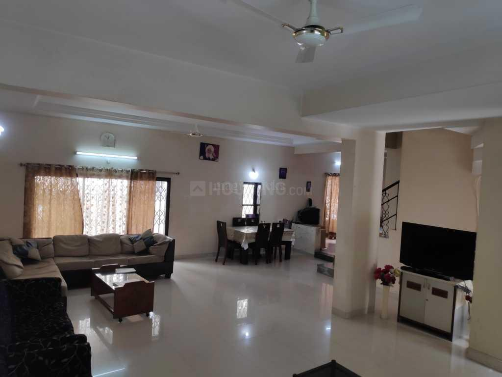 Living Room Image of 1600 Sq.ft 3 BHK Apartment for rent in NIBM  for 30000