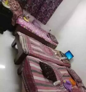 Bedroom Image of Sahil Girls PG in Maninagar