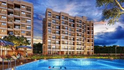 Gallery Cover Image of 640 Sq.ft 1 BHK Apartment for buy in Neral for 2221000