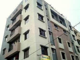 ईजीपुरा में साई बालाजी पीजी में बिल्डिंग की तस्वीर