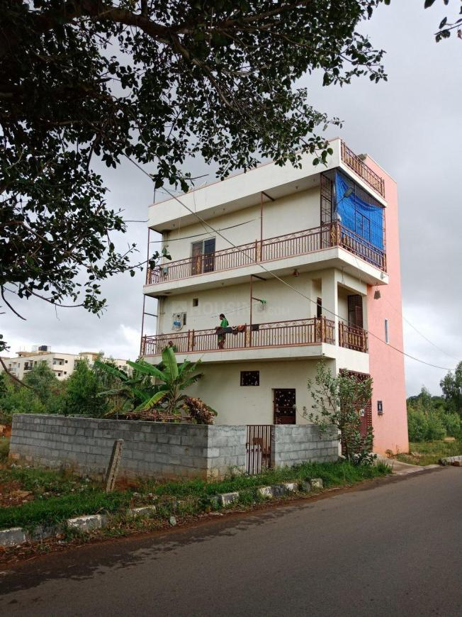 Building Image of 2500 Sq.ft 3 BHK Independent House for buy in Chikkanagamangala for 6500000