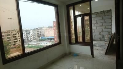 Gallery Cover Image of 900 Sq.ft 2 BHK Apartment for buy in Silver Oakwood Apartment, Mehrauli for 5950000