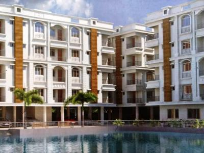 Gallery Cover Image of 908 Sq.ft 2 BHK Apartment for buy in Rajarhat for 2996400
