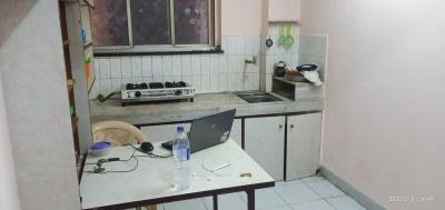 Gallery Cover Image of 500 Sq.ft 1 RK Apartment for rent in Thane West for 17000