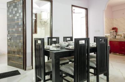 Dining Room Image of PG 4642450 Pandav Nagar in Pandav Nagar