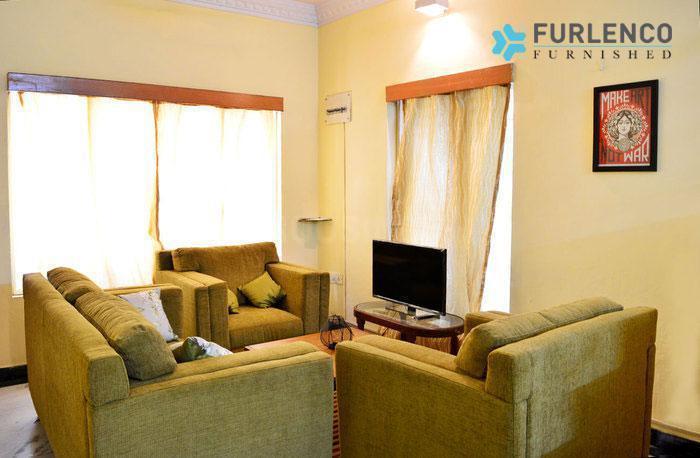 Living Room Image of PG 4641998 Koramangala in Koramangala