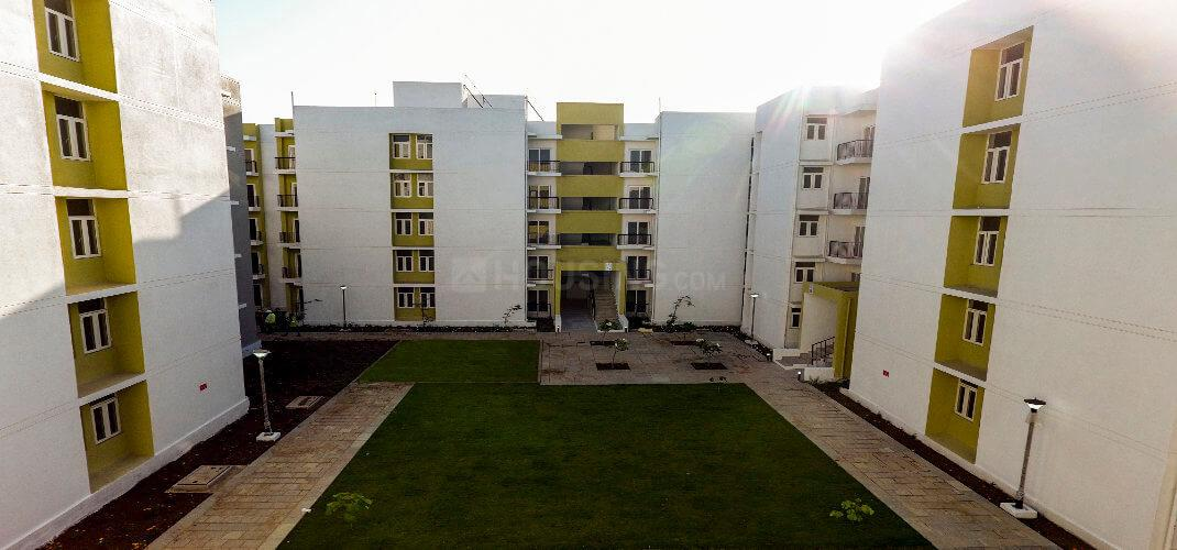 Building Image of 369 Sq.ft 1 RK Apartment for rent in Boisar for 2000