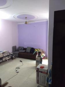 Gallery Cover Image of 495 Sq.ft 1 BHK Independent Floor for rent in Dwarka Mor for 12000