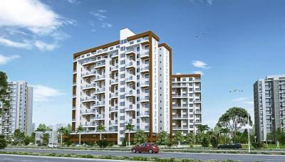 Gallery Cover Image of 625 Sq.ft 1 BHK Apartment for buy in Hinjewadi for 3808000