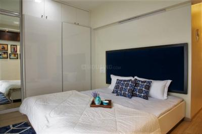 Gallery Cover Image of 1000 Sq.ft 3 BHK Apartment for rent in Hubtown Hillcrest C Wing, Andheri East for 70000