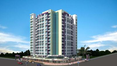 Gallery Cover Image of 986 Sq.ft 2 BHK Apartment for buy in Kamothe for 7500000