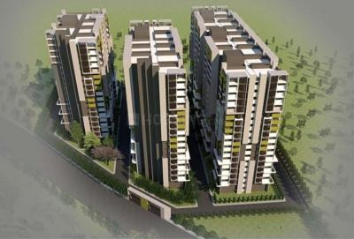 Gallery Cover Image of 2060 Sq.ft 3 BHK Apartment for buy in Gachibowli for 6592000