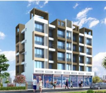 Gallery Cover Image of 605 Sq.ft 1 BHK Apartment for buy in Asil Paradise, Taloja for 3200000