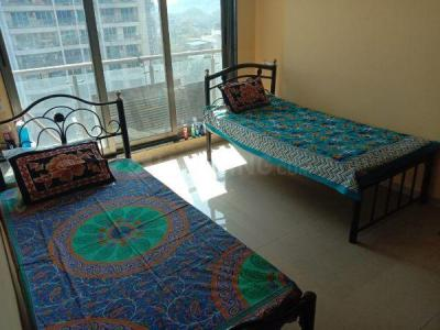 Bedroom Image of Oxotel PG In Powai Bhandup Kanjur in Powai