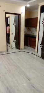 Gallery Cover Image of 950 Sq.ft 3 BHK Independent Floor for rent in Mahavir Enclave for 16000